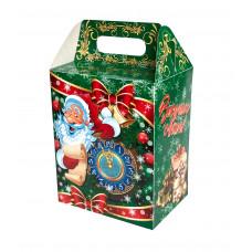 Коробка - Дед Мороз й Колокольчиком (1000 г)