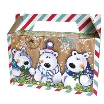 Коробка - Три медведя (200-300 г)