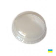 Крышка купольная прозрачная на 286 мл (100 шт./уп.) - image