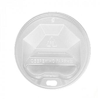 Крышка на стак. 340мл бел. КР-81 фигур. (50/2500)