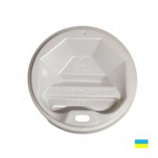 Крышка на стак. 250мл бел. КР-77 фигур. (50/3000) - image