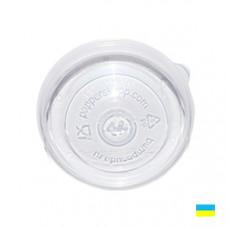Крышка для супницы прозрачная 98 мм 500 мл (50 шт./уп.) - image