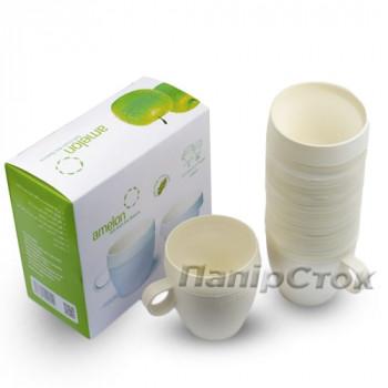Набор (2 держателя + 24 чашки) биоразлагаемые