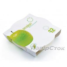 Набір біорозкладних тарілок для фруктів (12шт)
