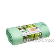 Біопакет 20 л 420/520мм (15 пак./рул)