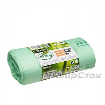 Биопакеты 75 л 650/ 900мм (20 пак./рул)