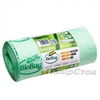 Биопакеты 150 л 750/1150мм (5 пак./рул)
