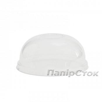 Крышка-купол без отверстия для соломинки  ПЛА КР-76