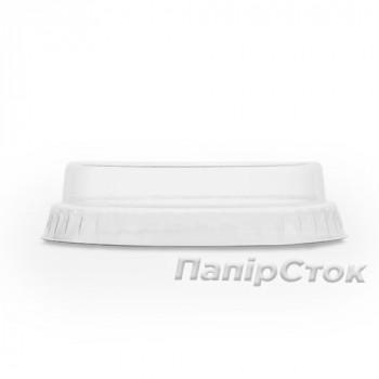 Плоская крышка с отверстием для соломинки ПЛА (КР-76)