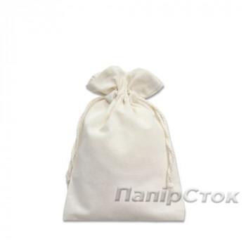 Эко-мешочек 15х21 см хлопок-бязь