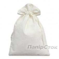 Эко-мешочек 25х35 см Хлопок-бязь