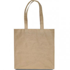 Эко-сумка из спанбонда бежевая 38х40 см