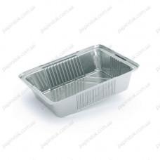 Прямокутний контейнер з L бортом + кришка картонна 255 мл (3 шт./уп.)