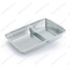 Многосекционный контейнер + крышка картонная 520/320 мл (3 шт./уп.)