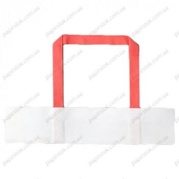 Ручки красные плоские (1 пара = 2 ручки)