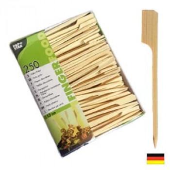 Шпажка Гольф 12,5 см 250 шт. из бамбука