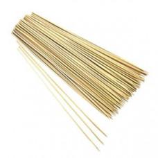Палочки для шашлыка 20 см 100 шт. - image