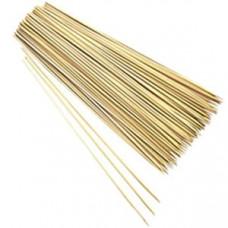 Палочки для шашлыка 25 см 100 шт. - image