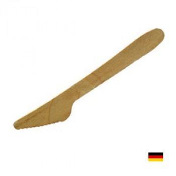Нож деревянный (100шт.)