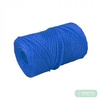 Шпагат полипропиленовый 2000текс, 200м синий