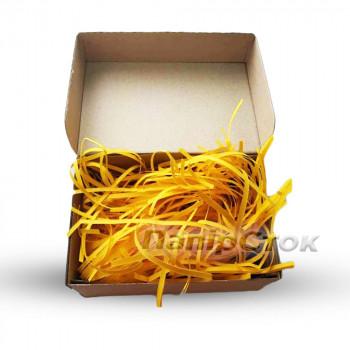 Бумажный наполнитель желтый (25 гр)