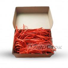 Бумажный наполнитель красный (25 гр)