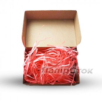 Бумажный наполнитель розовый (25 гр)