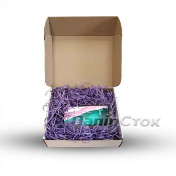 Стружка декоративная фиолетовая (25 гр)