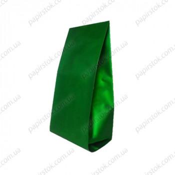 Дой-пак зелений 90х320х30 з центральним швом