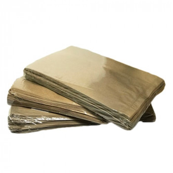 Пакет коричневый 250х80х320 (100 шт./уп.)