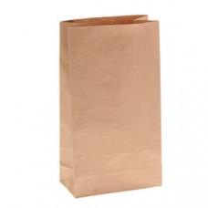 Пакет коричневый 230х130х520 2 кг. двухслойный - image