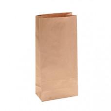 Пакет коричневый 190х120х430 1,5кг. двухслойный