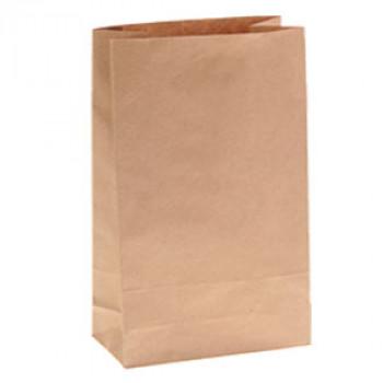 Пакет коричневый 250х160х510 3кг. двухслойный
