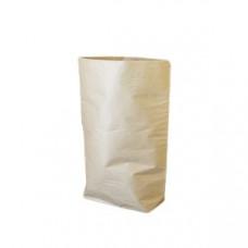 Мешок бумаж.2-слой., корич. 410х350х120 1,5 кг