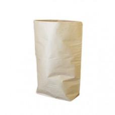 Мешок бумаж.2-слой., корич. 570х350х120 2,5 кг