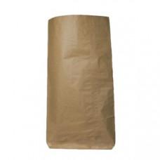 Мешок бумаж.2-слой., корич. 630х495х130 5,0 кг