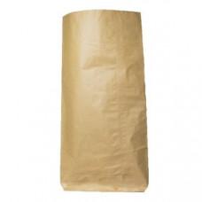 Мешок бумаж.2-слой., корич. 970х495х120