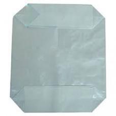 Мешок бумаж.3-слой., бел. 530х400х120 с клапаном