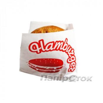 Уголок бумаж. 140х150 Гамбургер