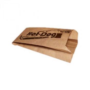 Пакет коричневый 70х40х180 Хот-Дог, саше