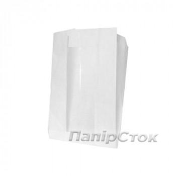 Пакет бумажный 140х50х250 окно 40 мм