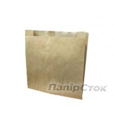 Пакет коричневый 150х60х160 мм (импорт)