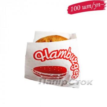 Уголок бумаж. 140х150 Гамбургер (100 шт./уп.)