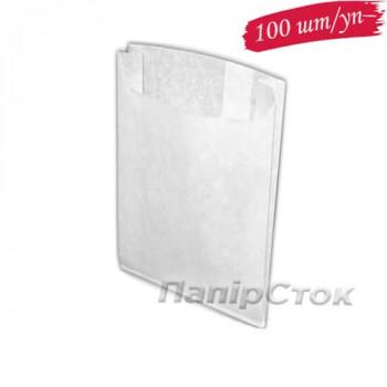Пакет бумажный 100х60х160 фри бол. (100 шт./уп.)