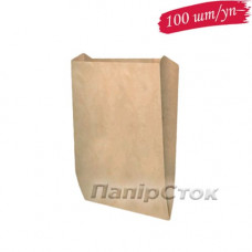 Пакет коричневий 100х40х210 (100 шт./уп.)