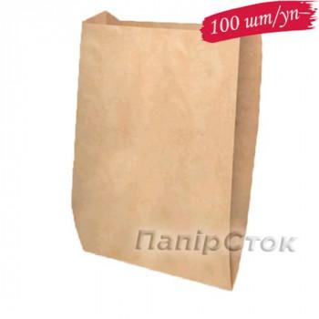 Пакет коричневый 140х50х280 (100 шт./уп.)