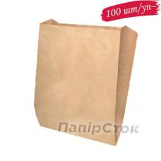 Пакет коричневий 180х40х210 (100 шт./уп.)