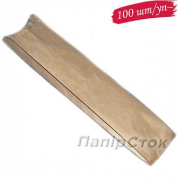Пакет коричневый 100х40х550 (100 шт./уп.)
