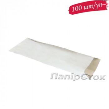 Пакет бумажный 65х0х250 стол. приб. (100 шт./уп.)