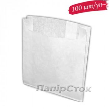Пакет бумажный 200х40х230 (100 шт./уп.)